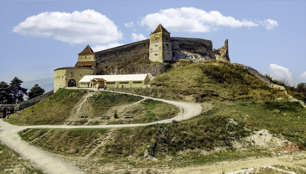 Cetatea medievală Râșnov